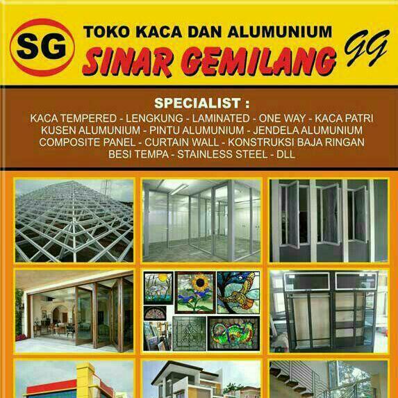 Toko Kaca Aluminium Bintara Bekasi 0878-7584-4199